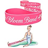 Vital Balance The Bloom Band- Premium Ballet Stretch Band for Dance and Gymnastics - Superior Stretch Training
