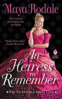 Book Cover: Heiress to Remember, An: The Gilded Age Girls Club