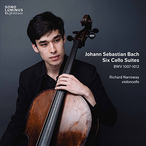 Richard Narroway - Johann Sebastian Bach Six Cello Suites BWV 1007 - 1012 - 2CD - FLAC - 2017 - THEVOiD Download