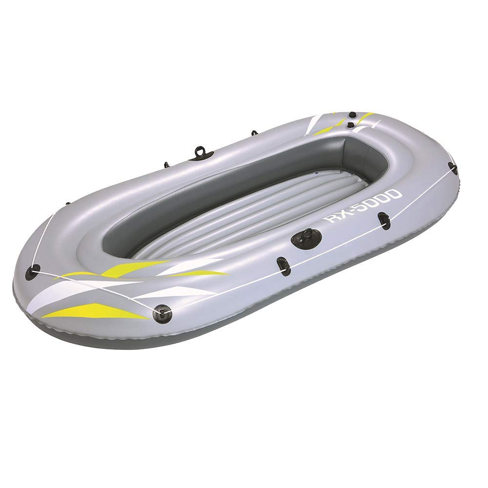 L&WB Barco De Pesca con Kayak Inflable, Grueso Y Resistente Al ...