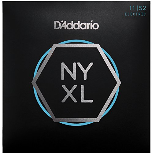 D'Addario NYXL1152 Nickel Wound Electric Guitar Strings, Med