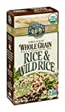 Lundberg Organic Whole Grain Garlic and Basil Rice, 6 Ounce - 6 per case.
