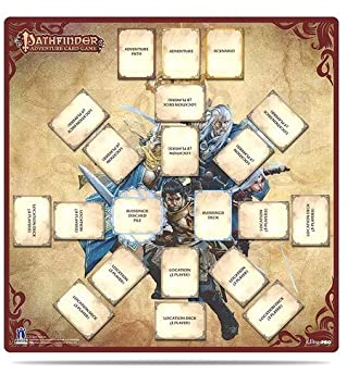 Play~Mat: Pathfinder Adventure Card Game 24 x 24: Amazon.es ...
