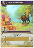 Path of Cenarius WoW World of Warcraft Loot Card Fields of Honor