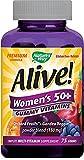 Best Womans Vitamins - Nature's Way 15899 Alive Women's 50+ Gummy Multi-Vitamins Review