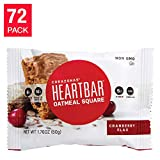Cranberry Flax Expect More Oatmeal HeartBars, 72 pack