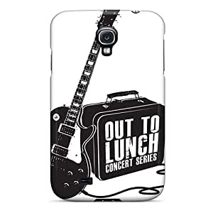 Shock-Absorbing Hard Cell-phone Cases For Samsung Galaxy S4 With Customized Nice Fall Out Boy Band FOB Pictures DannyLCHEUNG