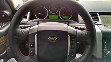 Land Rover Range Rover Sport 2005-13 Lenkradbedeckung de RedlineGoods