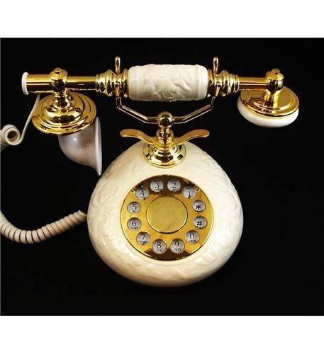 Golden Eagle 28466090021 9002 Porcelain Phone PLAIN (Porcelain Phone)