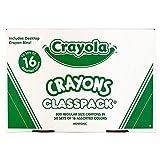 Crayola 800ct Crayon Classpack 16 colors 2PC