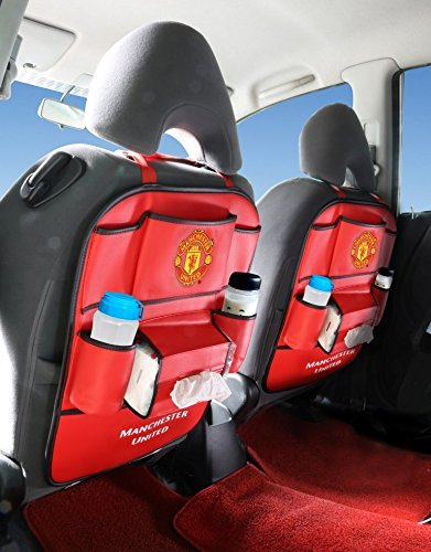Manchester United Car Seatback Organizer