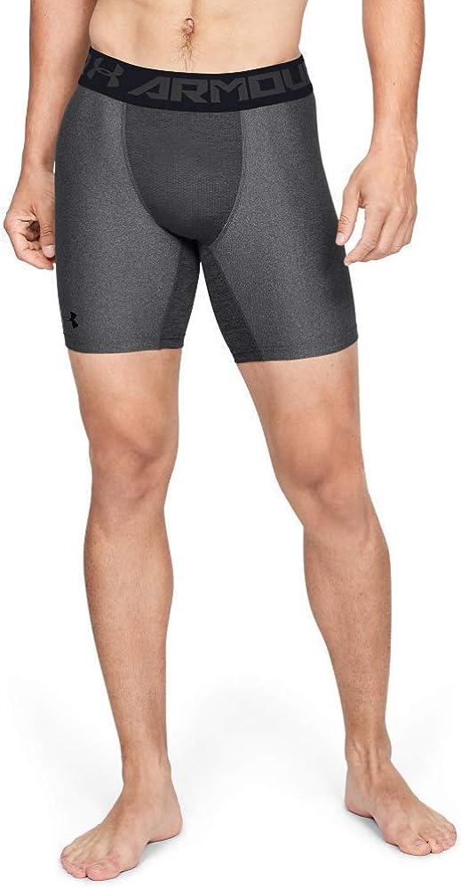 Under Armour HeatGear ARMOUR 2.0 COMP Shorts, Pantalón Corto Hombre
