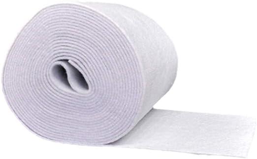 Balacoo Almohadilla de Filtro de Acuario filtros de Acuario Papel de Filtro de algodón Rollo de Tanque de Peces Limpieza Filtro de Permeabilidad al Agua para Agua Limpia (Blanco): Amazon.es: Productos para