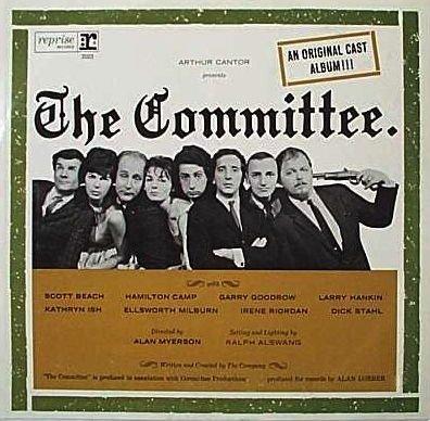 Price comparison product image The Committee Original Cast Album