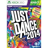 XBOX 360 GAME JUST DANCE 2014 BRAND NEW & FACTORY SEALED