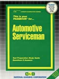 Automotive Serviceman(Passbooks) (Passbook for Career Opportunities)