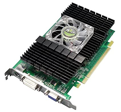 Axle 3D GeForce 8600 GT 1 GB GDDR2 - Tarjeta gráfica ...