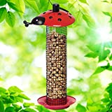 DPD North States Industries, Inc. Ladybug Birdfeeder - Best Reviews Guide