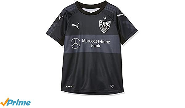 PUMA VfB Kids 3rd Repl.Camiseta W. Sponsor Camiseta: Amazon.es ...