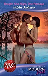 Bought: One Night, One Marriage (Mills & Boon Modern Heat) (Mills & Boon Modern Tempted)