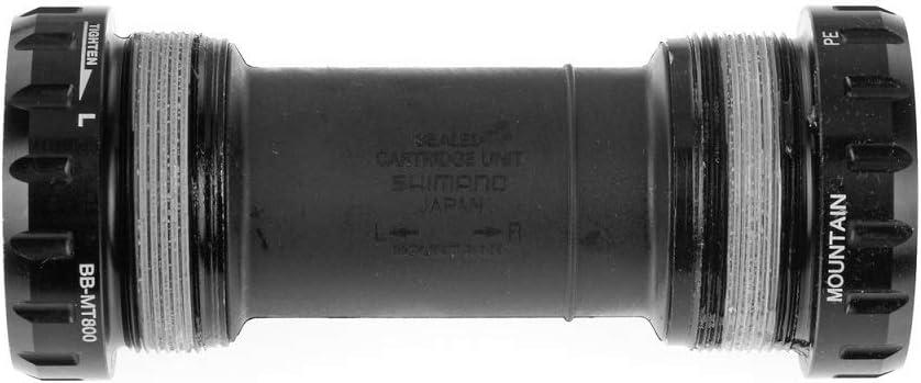 MTB HollowTech II Tretlager BSA 68//73mm Shimano Deore XT BB-MT800