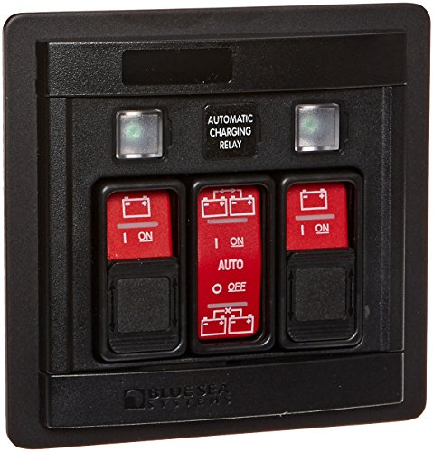 [Blue Sea Systems Remote Control Panel for ML Series Switches] (Ml Series)