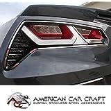Amazon com: C7 Corvette Stingray Rear Quarter Panel Vent