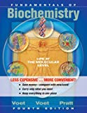 Fundamentals of Biochemistry: Life at the MolecularLevel, Donald Voet, Judith G. Voet, Charlotte W. Pratt, 1118129180