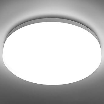 12W-100W LED Deckenleuchte Deckenlampe Dimmbar Wohnzimmer Lampe Küche Badleuchte
