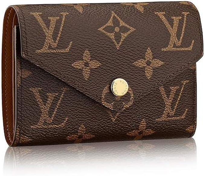 Louis Vuitton M62472 - Cartera de lona con monograma: Amazon.es: Ropa y accesorios