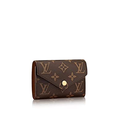 Amazon.com: Louis Vuitton M62472 - Monedero de lona con ...