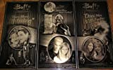 Buffy Once More With Feeling Musical Geekograph Metal Art Triptych