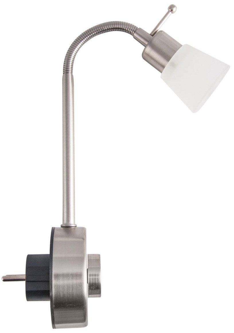 Lámpara LED enchufe