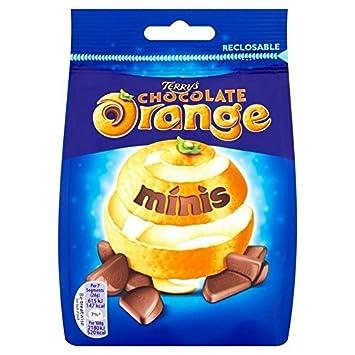 Chocolat A L Orange Minis De 125g De Terry Paquet De 2 Amazon Fr