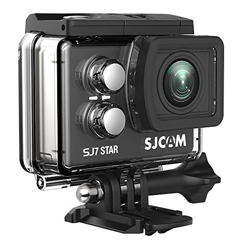 Original SJCAM SJ7 Star WiFi 4K 30FPS 2' Touch Screen Remote Action Helmet Sports DV Camera Waterproof Ambarella A12S75 Chipset