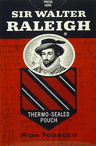 Sir Walter Raleigh N(1552-1618) English Adventurer Courtier And Writer Raleigh Who Introduced Tobacco Into England Commemorated As An American Brand Of Pipe Tobacco Poster Print by (18 x 24)