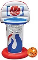 Kool Dunk Inflatable Basketball Set