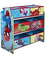 Spider-Man Leksaksförvaringsenhet, 60 x 63,5 x 30