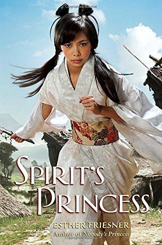 Image of Spirit's Princess (Princesses of Myth)