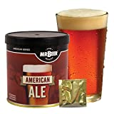 Mr. Beer American Ale 2 Gallon Homebrewing Craft Beer Refill Kit