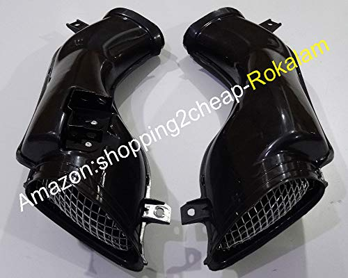 (Ram Air Intake Tube Duct For GSXR 600 750 K1 2000 2001 2002 2003 / GSX-R1000 K1 00 01 02 Motorcycle)
