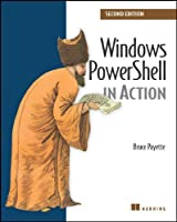 Windows PowerShell in Action, 2nd Edition Front Cover