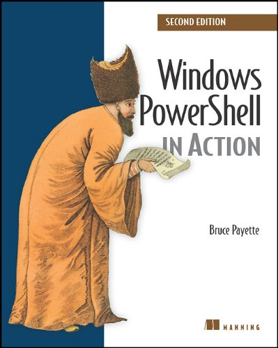Windows PowerShell in Action, Second Edition