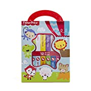 Fisher-Price My First Library 12-Board Book Box Set 9781503714199