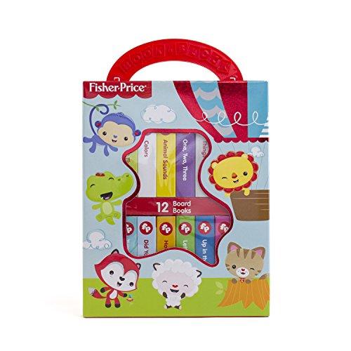 Fisher-Price-Mi primera Biblioteca 12-board libro Box Set 9781503714199