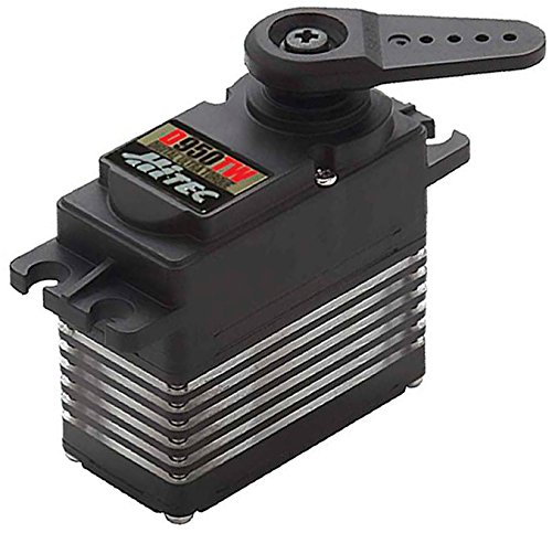 Hitech RCD 36950 D-950Tw 32-Bit, Ultra Torque, Titanium Gear Servo .14Sec/486Oz @ ()