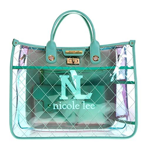 Clear Shopper Bag With...