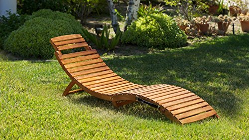 NEW Outdoor Patio Furniture Folding & Portable Chaise Lounge - Shape Airport Denver