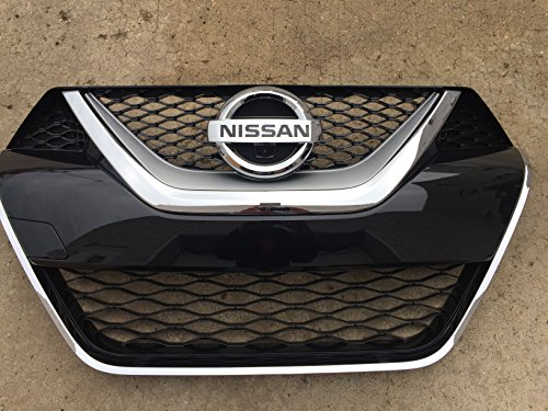 NEW OEM 2016-2018 NISSAN MAXIMA FACTORY GRILLE - W CAMERA - COMES WITH EMBLEM ()