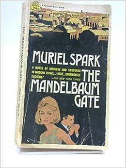 Book The Mandelbaum Gate